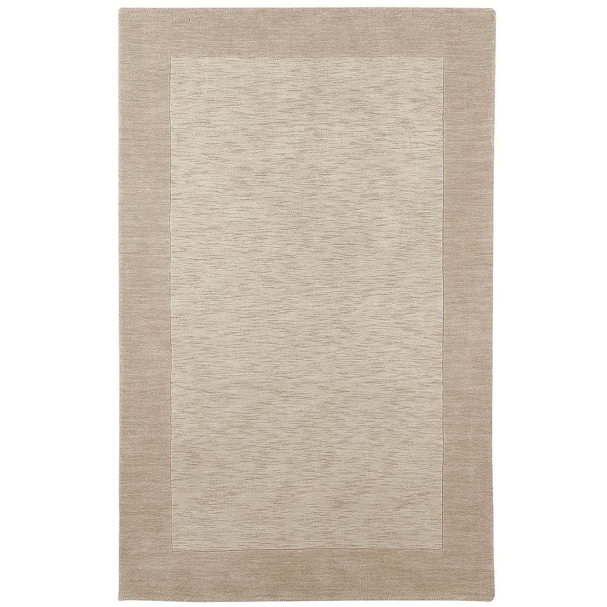 pier 1 living room rugs%0A Heather Border Oyster Rug   Pier   Imports