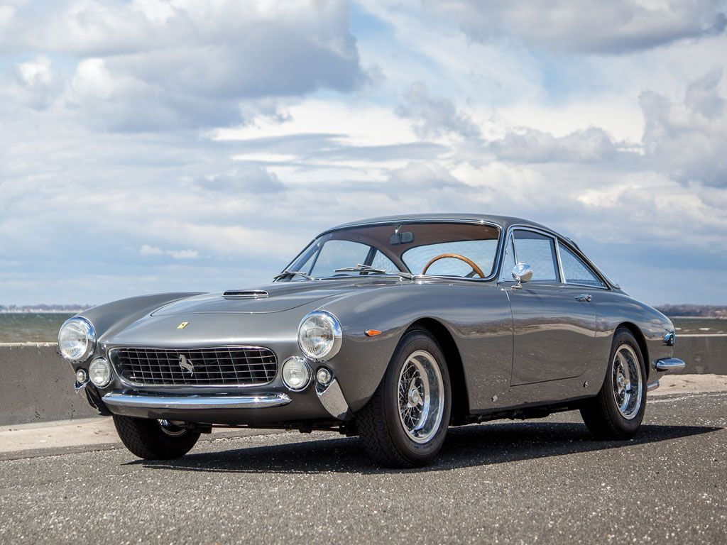 Ferrari GTL Berlinetta Lusso At Monterey RM Auction - Sports cars you can lease