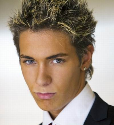 Funky Hairstyle For Men Fashion Trends