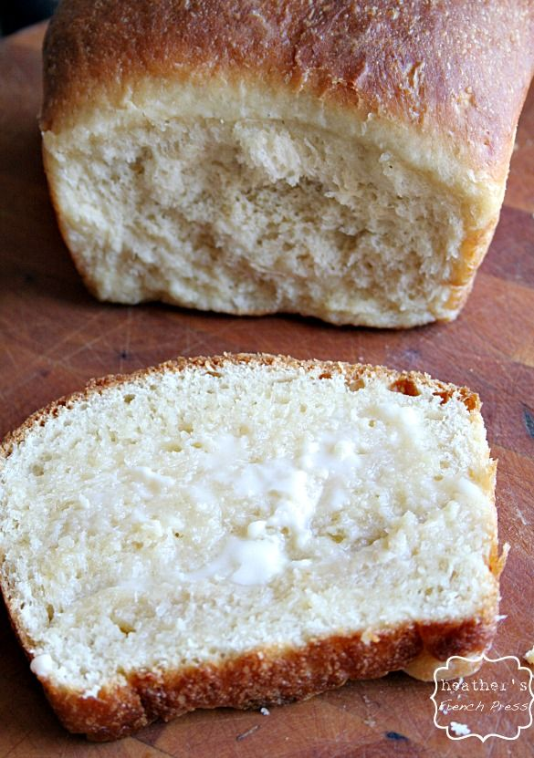 Almond Milk Bread ~ adapted from Home Baking   Recipe ...