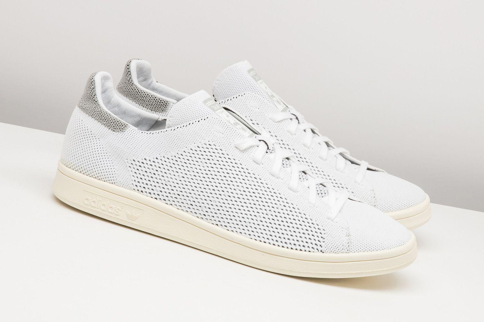 buy online 8aeb7 ddf16 The clean and simple adidas Stan Smith Primeknit will provide all of the  coziness you need