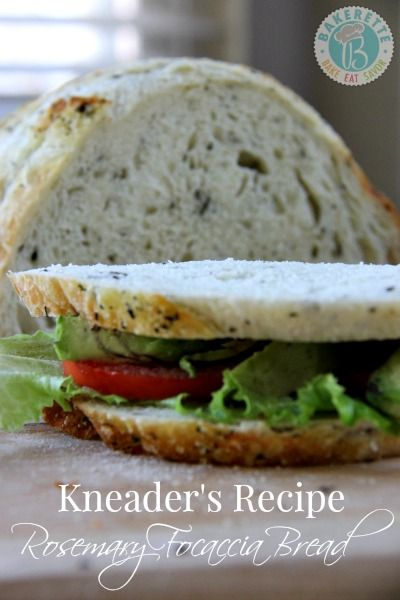 Kneaders Recipe Rosemary Focaccia Bread