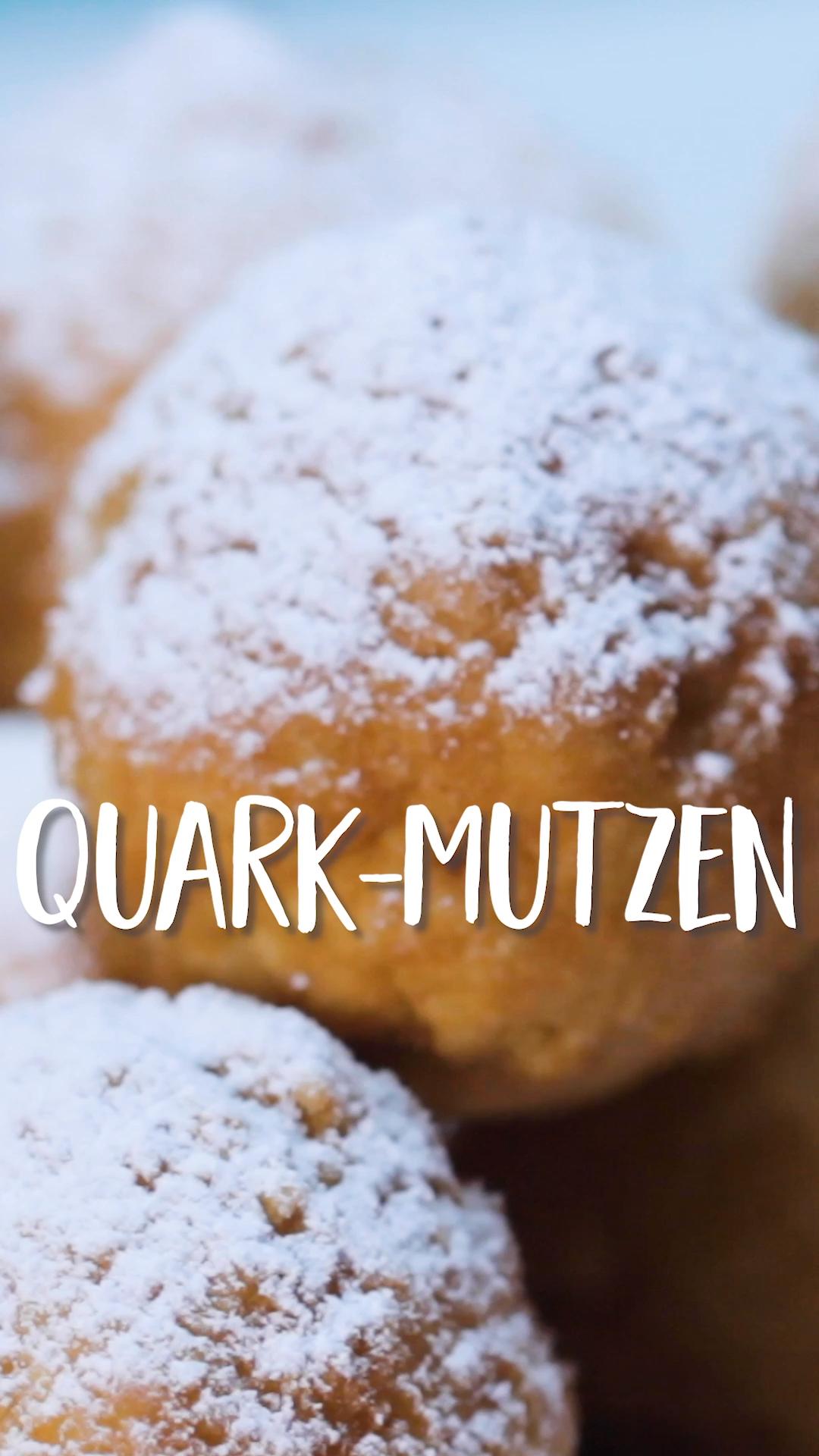 Quark-Mutzen: Eine süße Versuchung – Carey&CleanEatingS