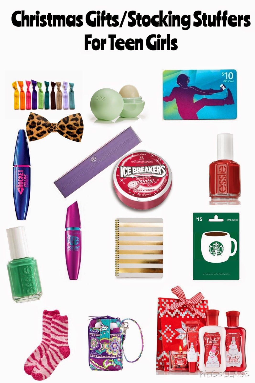 What to Buy Your Friends for Christmas/Stocking Stuffers for Teen ...