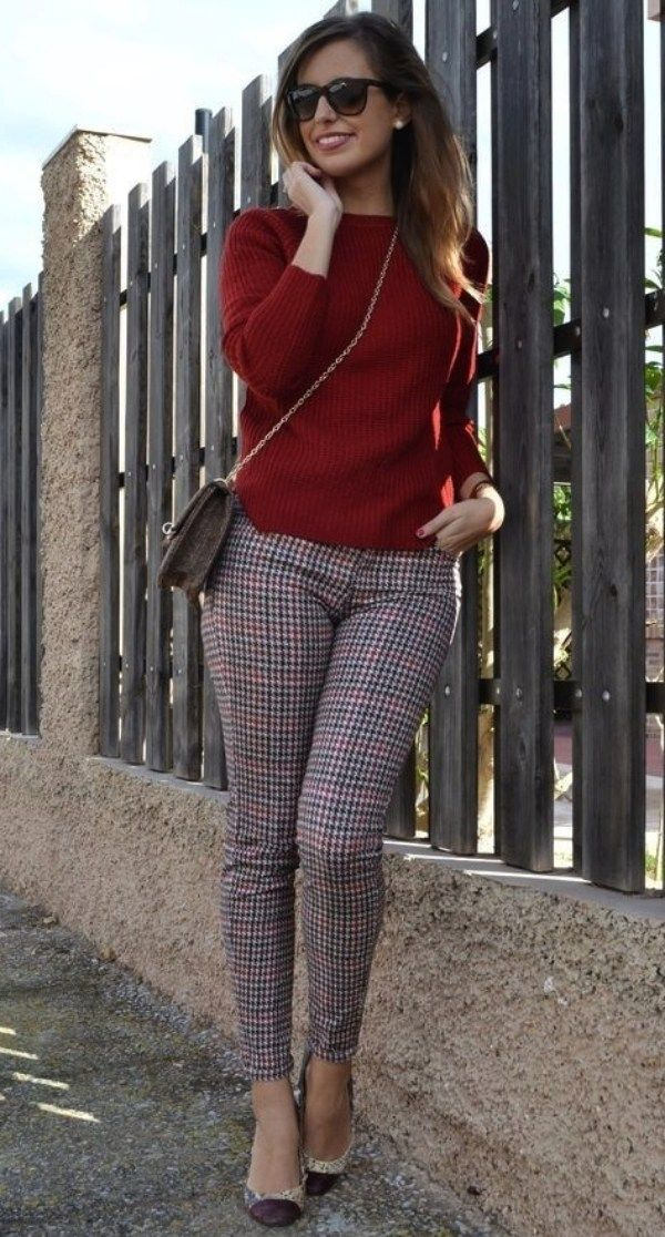 37 Casual Fall Work Outfits for Professionals