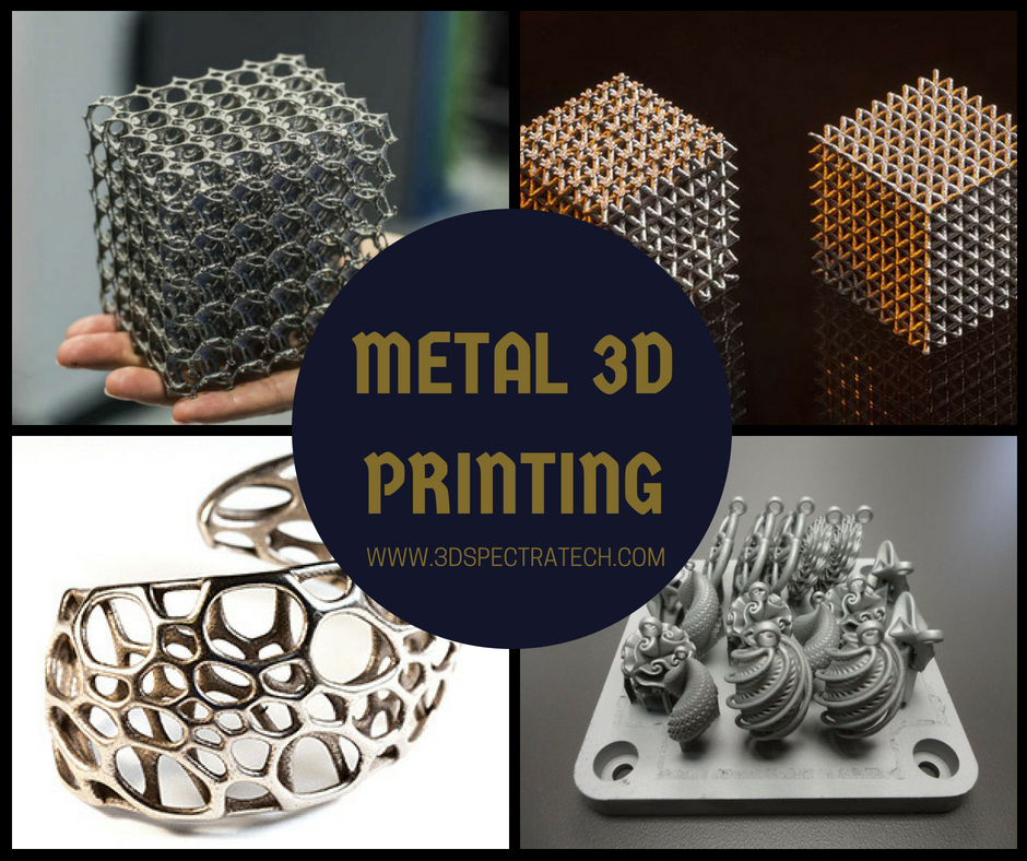 We Provide Advance Metal 3d Printing Services With