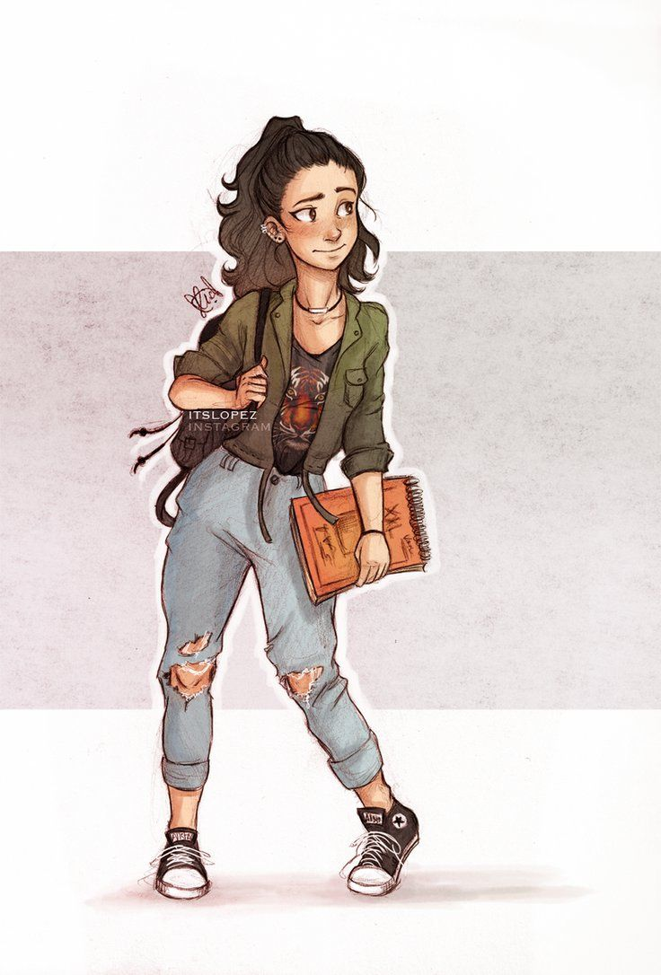 Laia by itslopez on deviantart character drawing illustration