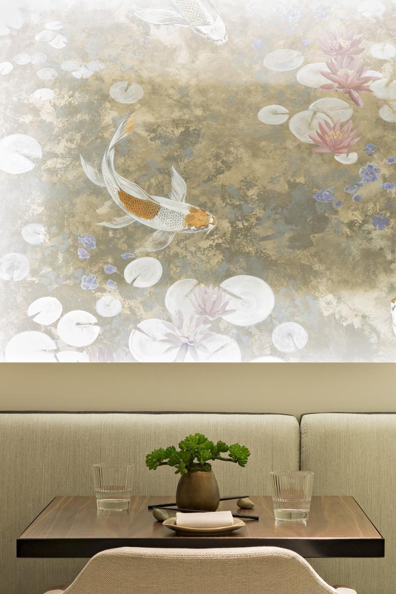 kasa moto : japanese restaurant interiorsiiiv design