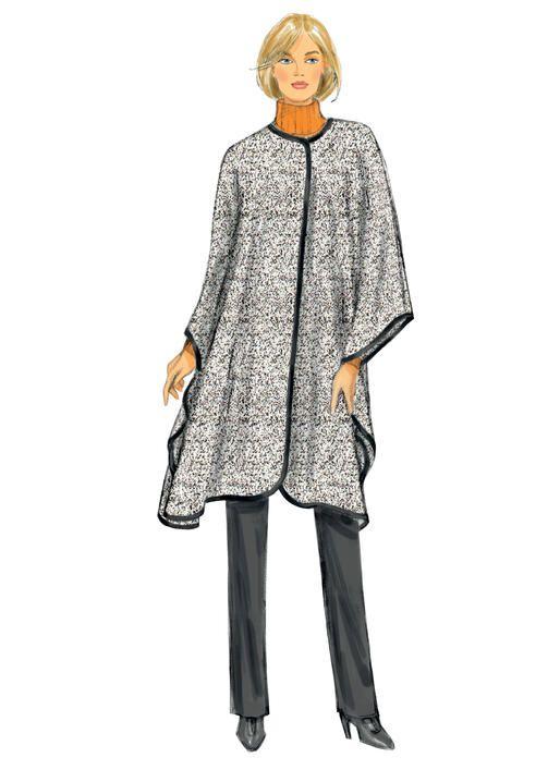 B6250 | Butterick Patterns | crochet patterns | Pinterest | Sewing ...
