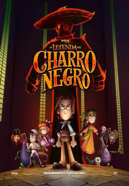 Watch La Leyenda del Charro Negro Full-Movie Streaming