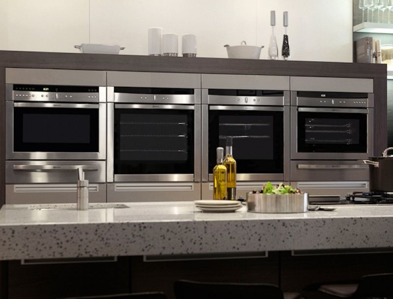 Ordinaire Kitchen Is In The Heart Of Every Home. Complete It With A Neff Oven.