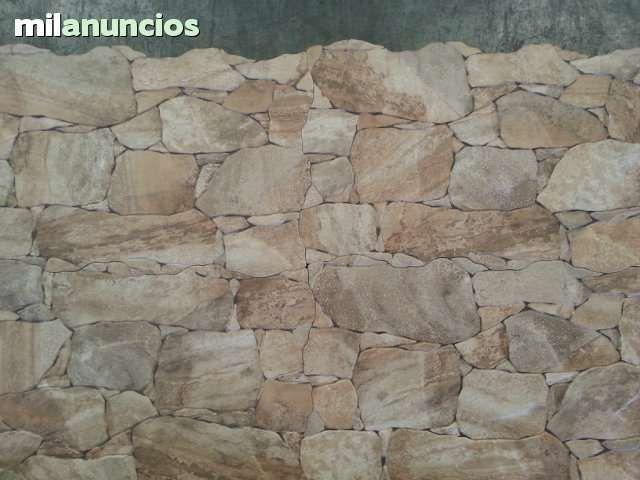 Oferta en azulejos imitaci n piedra foto 9 casa - Plaquetas imitacion piedra ...