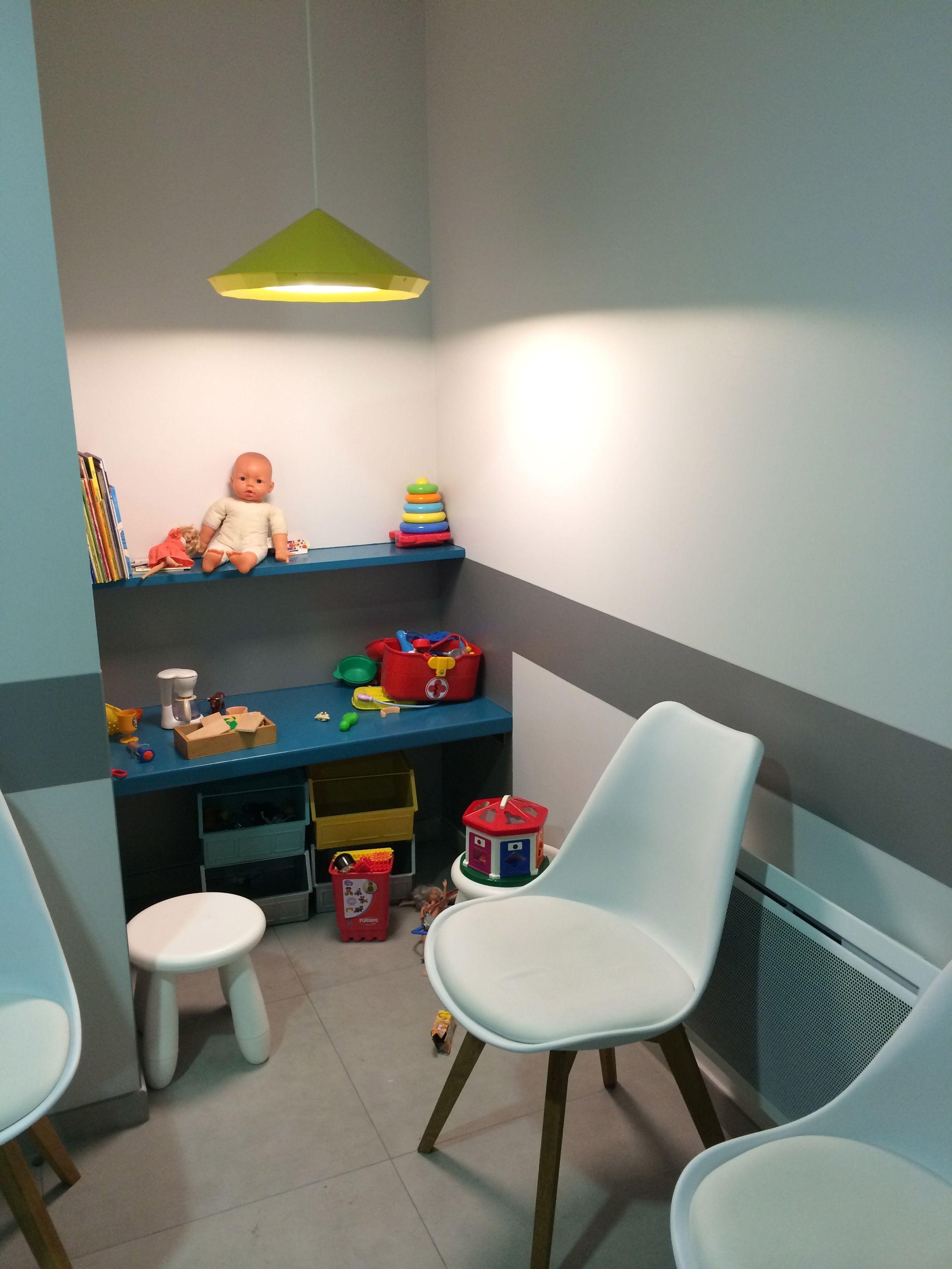 espace enfants cabinet m dical pinterest espace enfants et attente. Black Bedroom Furniture Sets. Home Design Ideas