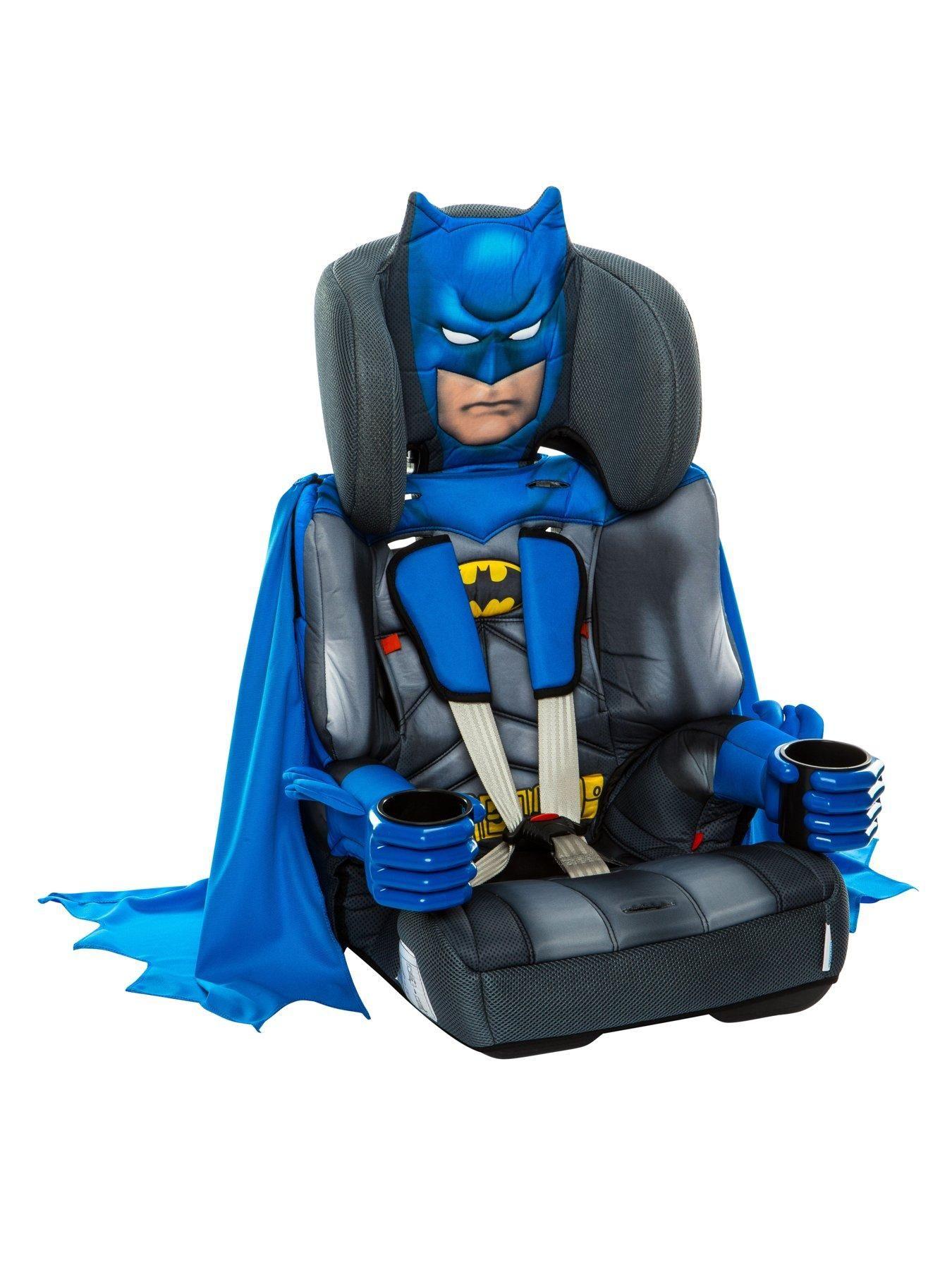 Kids Embrace Batman Group 1, 2, 3 Car Seat Car seats