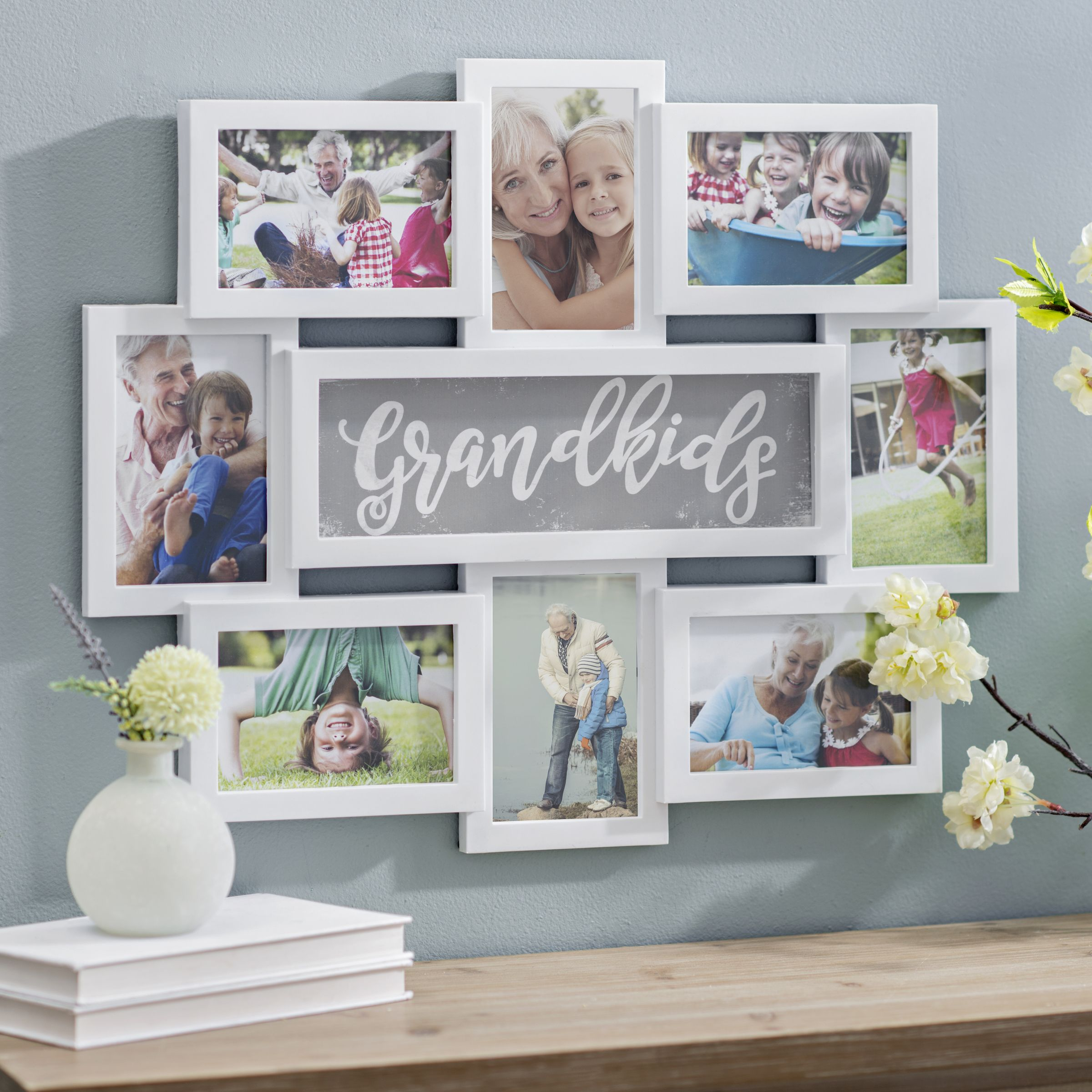Keep Your Memories Close With A Collage Frame Family Picture