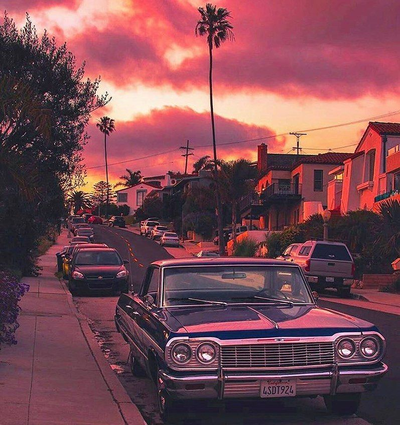 Lowriders and Los Angeles, both a good combo. Do you like