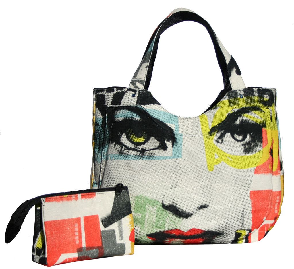 40 Love Courture Vegas Charlotte Tote From Do It Tennis The Is A Soft Bod That Be Used On And Off Court Has Large Section To