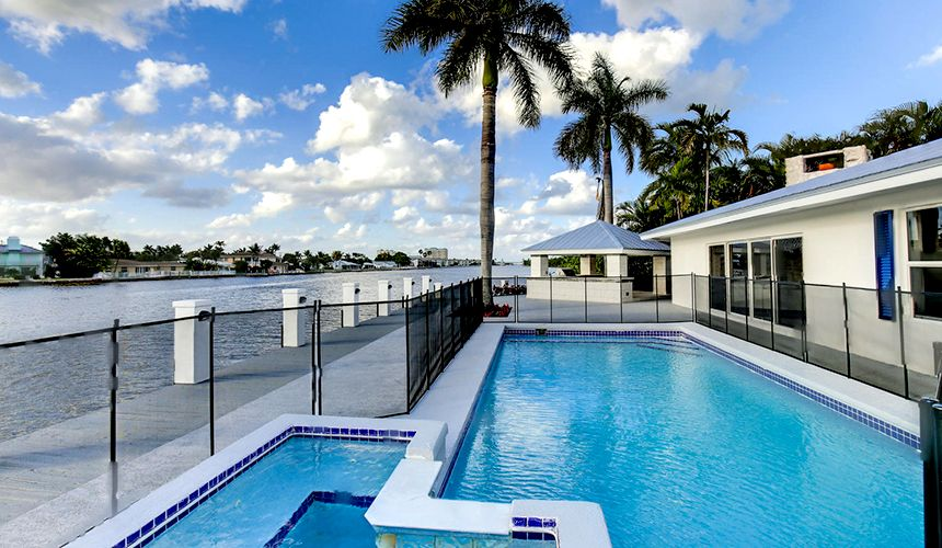 A pool with a Stellar view! #StellarLifePoolside
