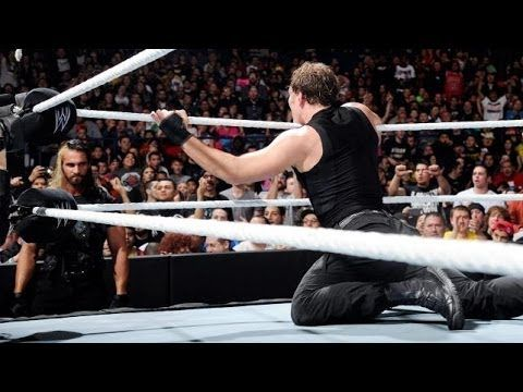 Wwe Raw 03/03/2014: Seth Rollins Walks Out On The Shield | in exTrends