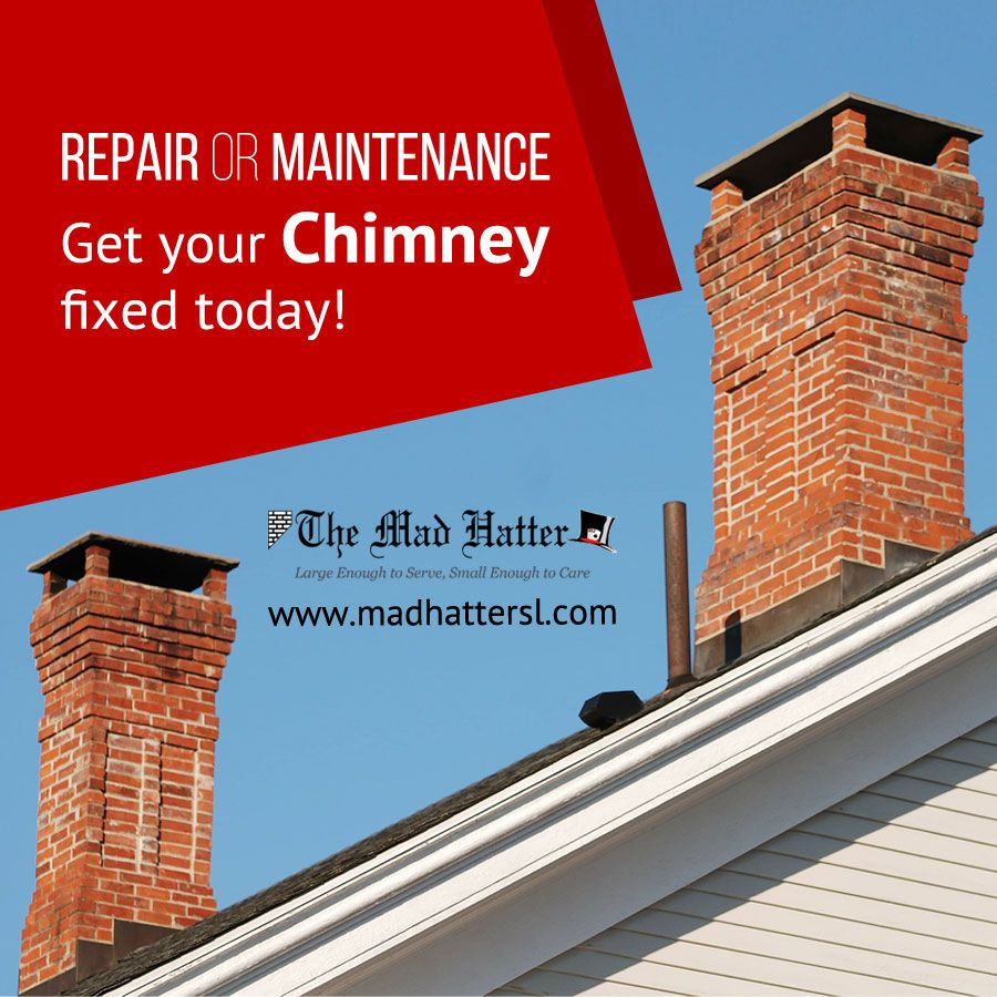 Chimney Repairs Are Common Problems If Yours Is Cracked Or Poorly