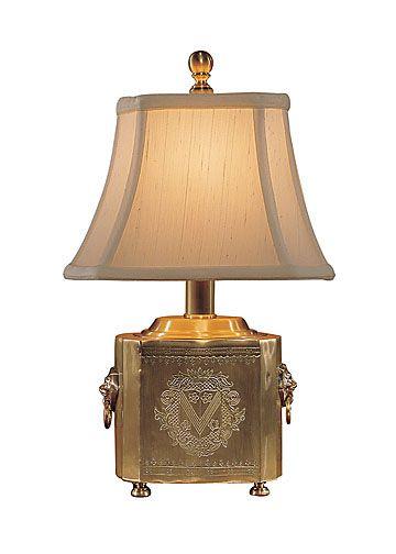 Frederick Cooper Tea Box Lamp Buffet Lamps Lighting