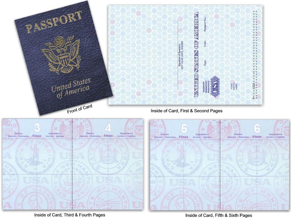 Blank Do It Yourself Passport Custom Passport Invitations Passport Invitations Passport Template Passport Card
