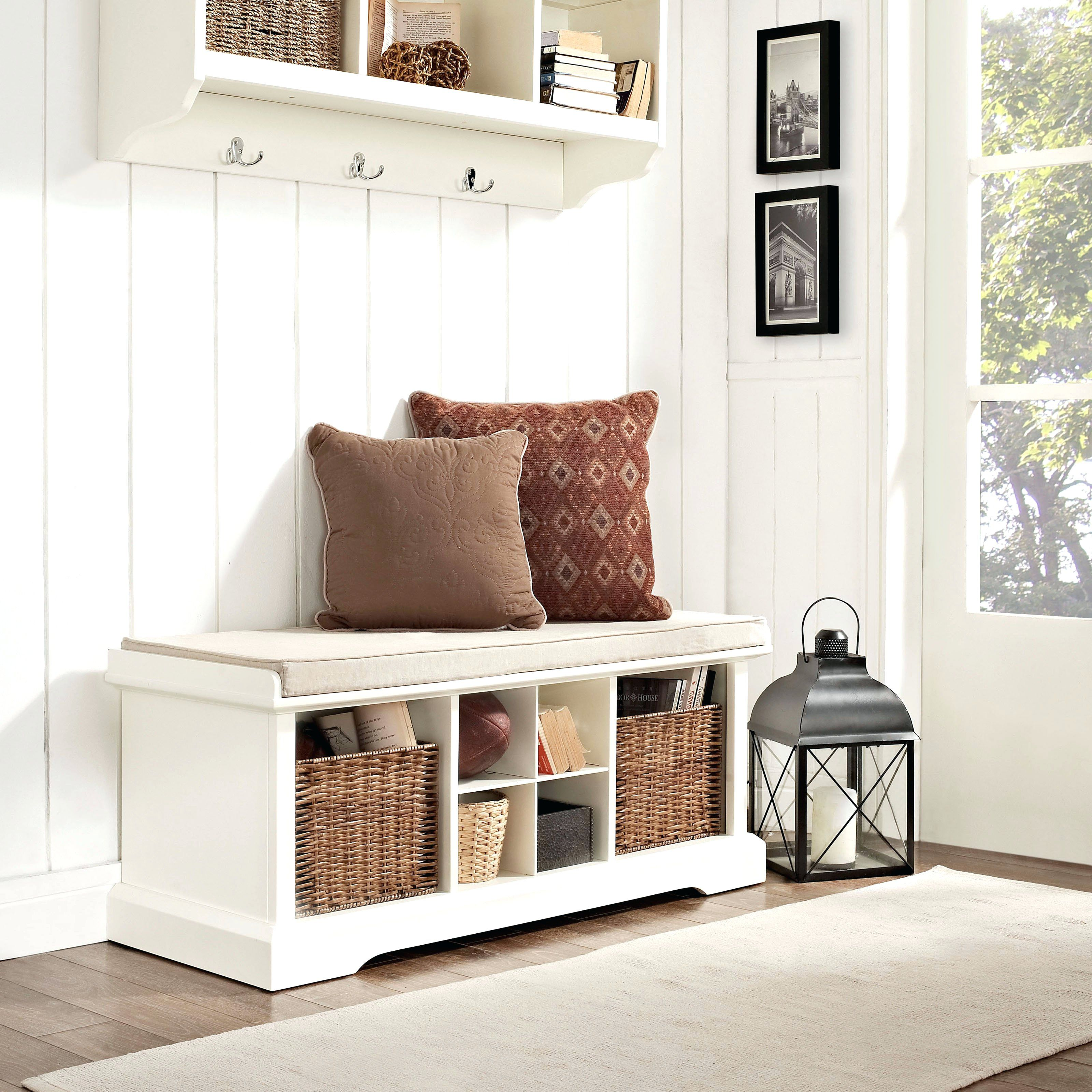 Ana white entryway bench full image for entry storage benches 122 excellent concept for entry hall storage benches white entryway bench with hooks white