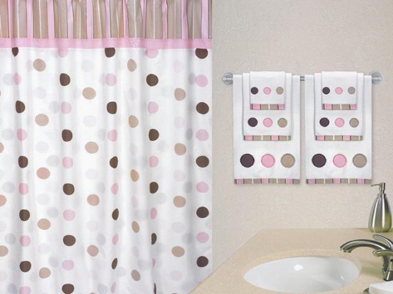 Nice-Polka-Dot-Shower-Curtain.jpg (800×600) | ...:::Polka Dots ...