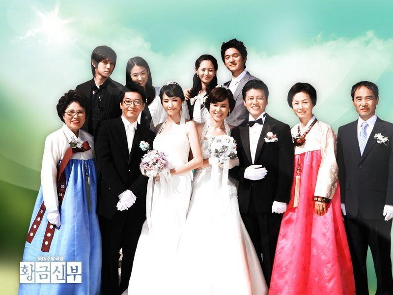 pic+of+korean+dramas | Golden Bride, Drama Korea yang Diadaptasi oleh Sinetron Sekar