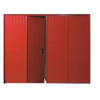 Porte De Garage Icare En Aluminium Sothoferm J Ma Porte De - Porte de garage aluminium