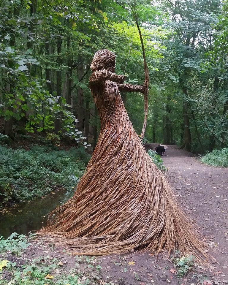 Image May Contain Outdoor Outdoor Sculpture Outdoor Art Garden Art