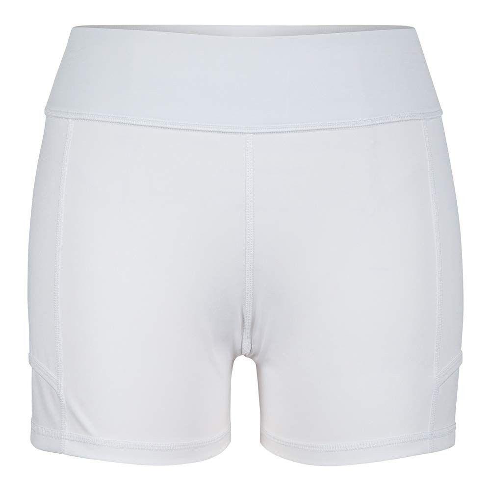 Women's Antonia Tennis Short XX-Large White - CI12O5MFKQZ - Sports & Fitness Clothing, Women, Shorts...