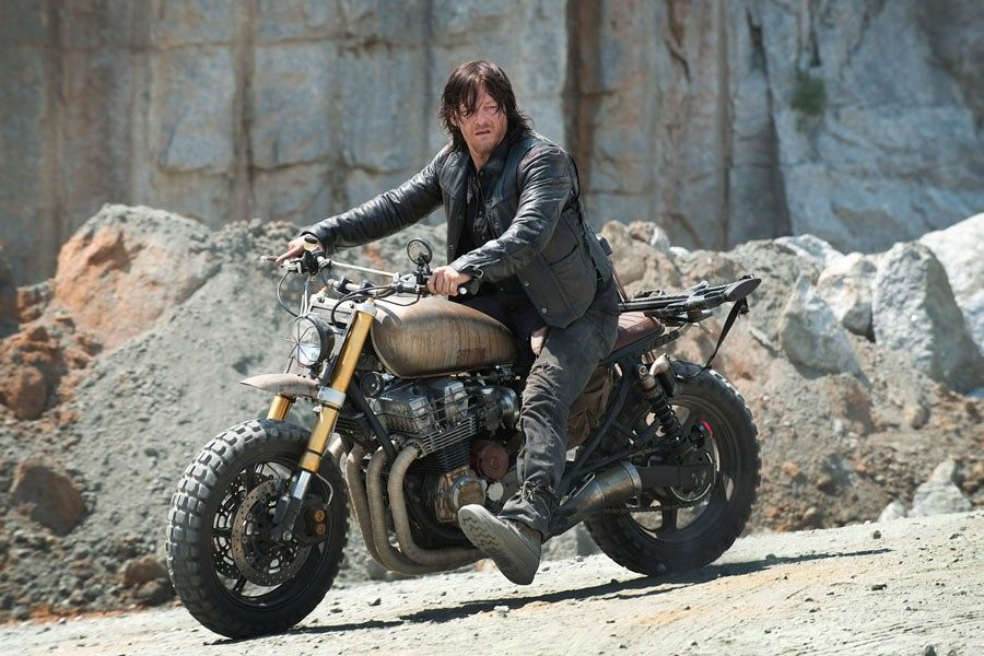 Take a ride on the wild side with #TheWalkingDead's Norman Reedus June 12th
