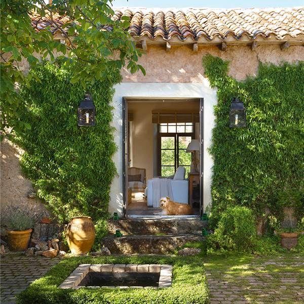 Recuperada con encanto de vieja escuela a casa rural - Casas rurales en galicia con encanto ...