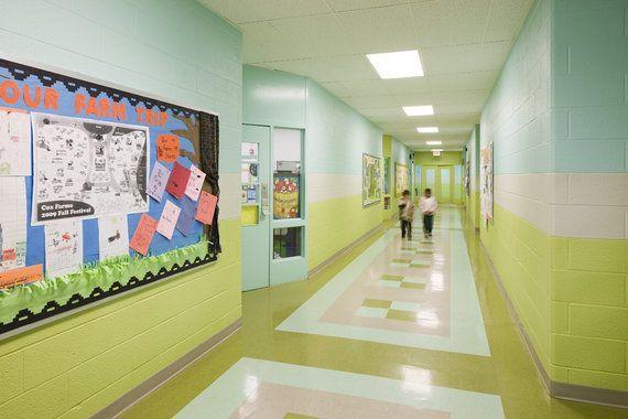 Colors For Hallways classroom paint color - google search | church nursery | pinterest