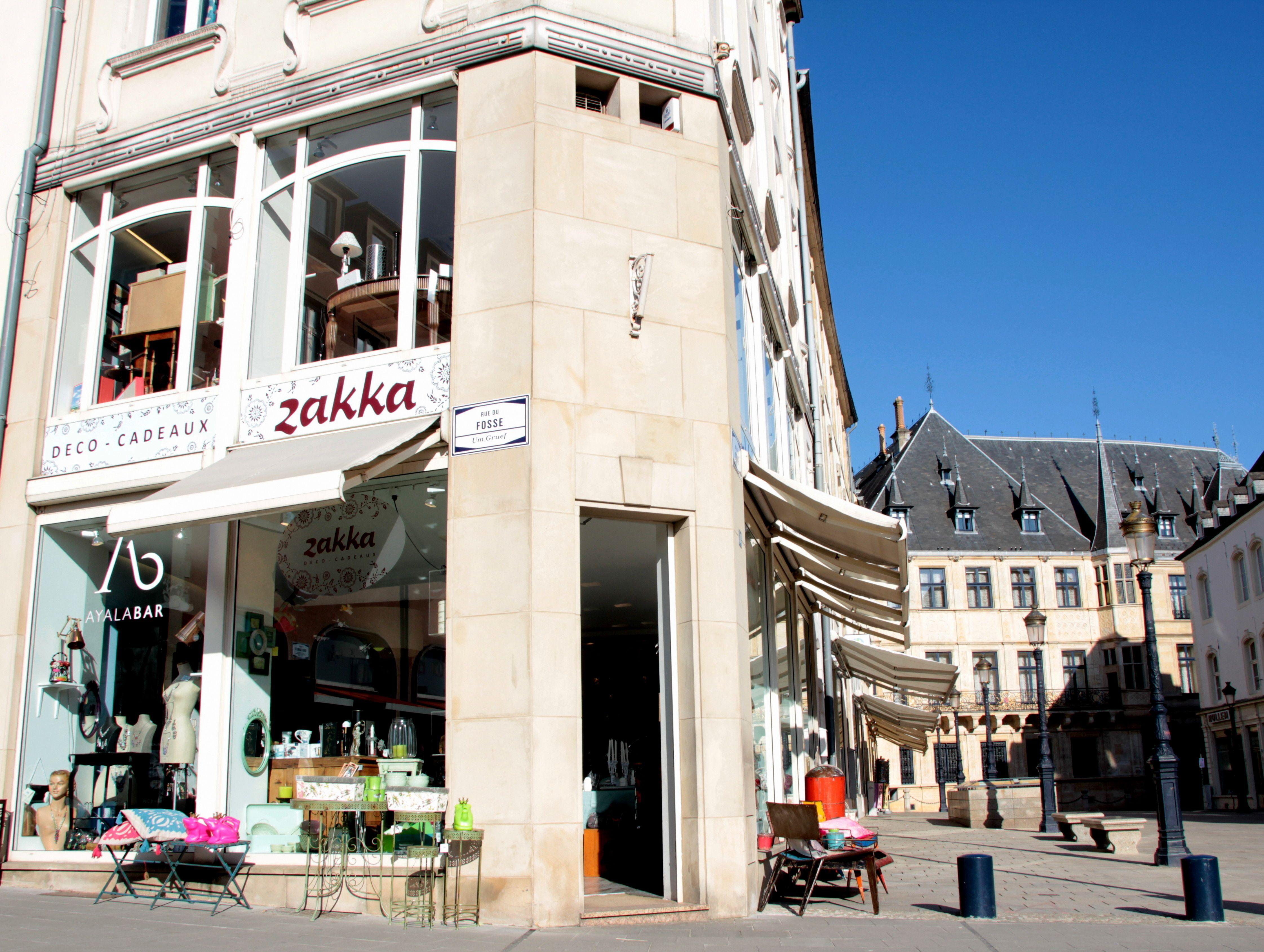 Rue De La Deco zakka - 1 rue de la reine / luxembourg city   house styles