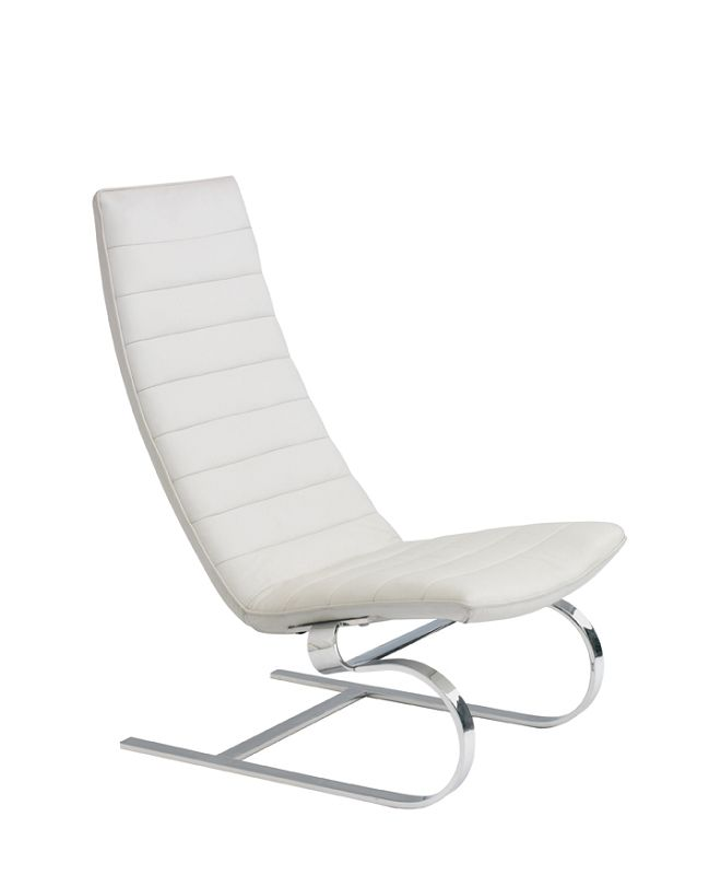 Rocker Modern Lounge Chair | home decor | Pinterest