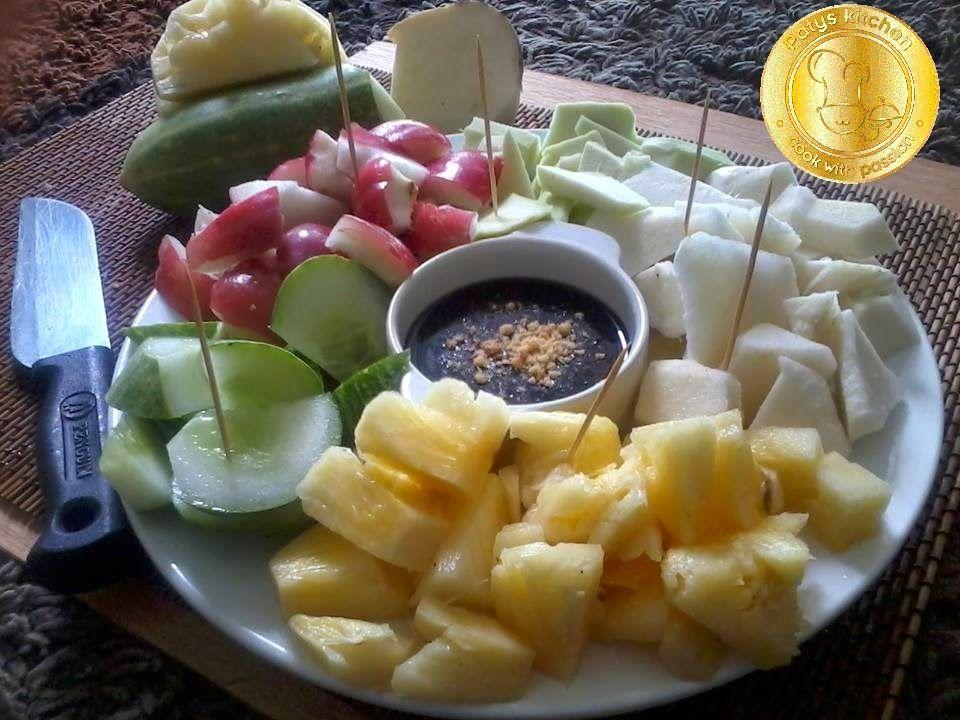 Kuah Rojak Recipe
