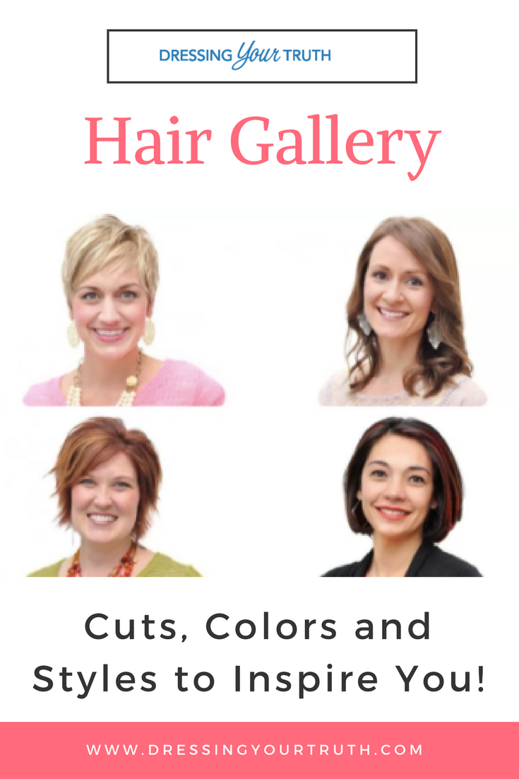 79eb56c75b Hair Gallery: Cuts, Colors and Styles to Inspire You! From long to short,  soft to spiky. These hairstyles are sure to inspire you on your next visit  to the ...