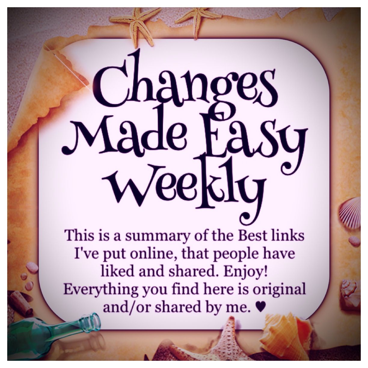 #PositiveThinking #HealthyLiving ☀️ #ChangesMadeEasy Weekly ☀️ #affirmations, #quotes & #articles ☀️ http://jmcveyc.ht/Paperlily ☀️ Enjoy!
