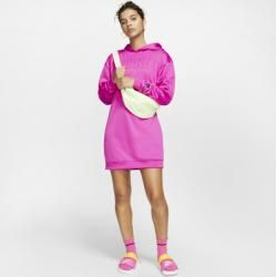 Photo of Nike Air Hoodie-Kleid für Damen – Pink Nike