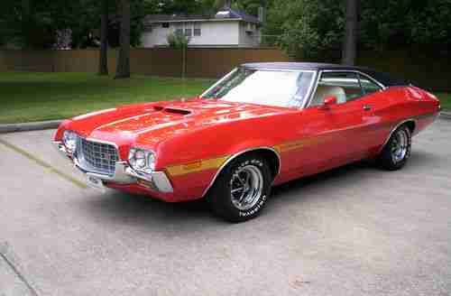 1972 Ford Gran Torino Sport Sell Used 1972 Ford Gran Torino