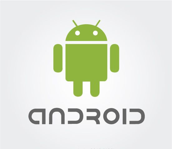 android vector logo silhouette project pinterest