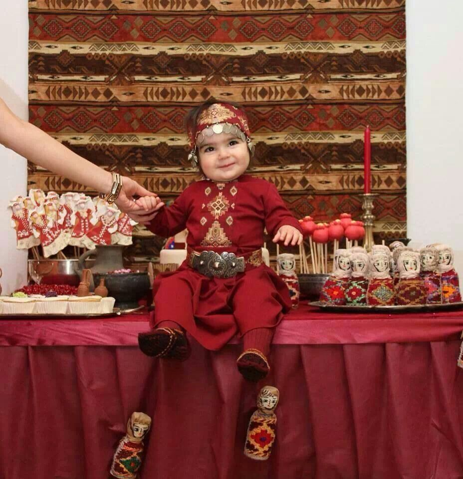 Armenian Wedding Invitations: KIDS OF THE WORLD