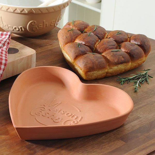 Terracotta Heart Tear & Share Bread Form by Mason Cash. #tearandsharebread Terracotta Heart Tear & Share Bread Form by Mason Cash. #tearandsharebread Terracotta Heart Tear & Share Bread Form by Mason Cash. #tearandsharebread Terracotta Heart Tear & Share Bread Form by Mason Cash. #tearandsharebread