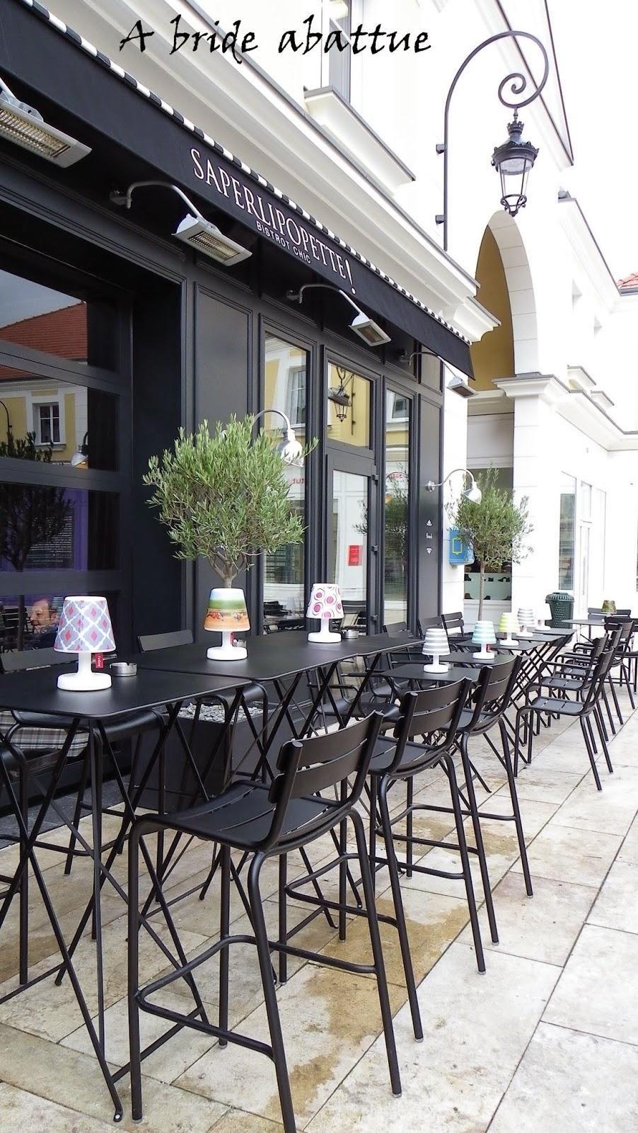 La Nouvelle Carte Du Saperlipopette Restaurants Cafes And Bar