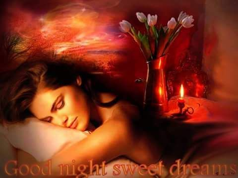 Image result for good night woman