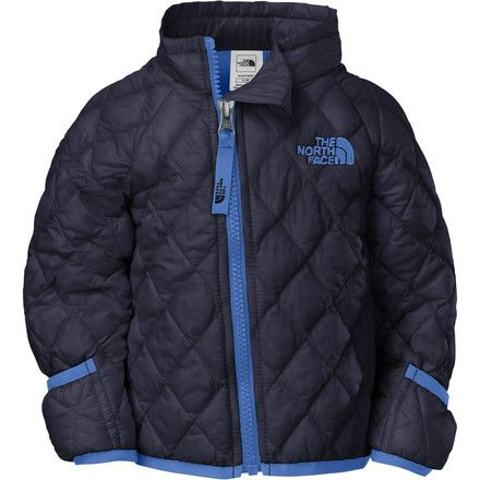 3686ffcc7 Wrap your baby boy this winter in The North Face Infant Thermoball ...