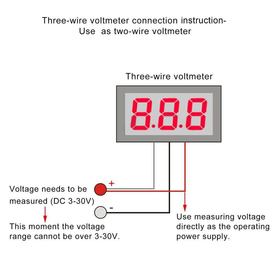 Ammeter Wiring Diagram For Boat