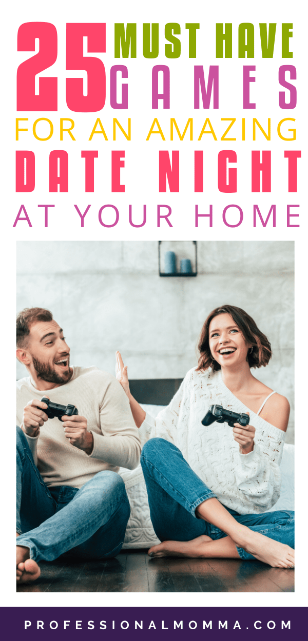 25 Amazing Date Night Games for Couples in 2020 Date